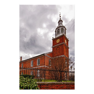 Old Otterbein UMC in Baltimore Stationery