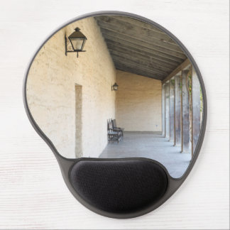 Old Outside Corridor Gel Mouse Pad