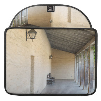 Old Outside Corridor MacBook Pro Sleeve