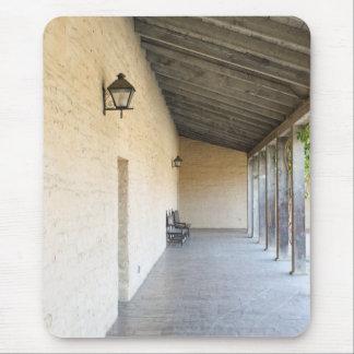 Old Outside Corridor Mouse Pad