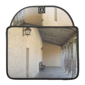 Old Outside Corridor Sleeve For MacBooks