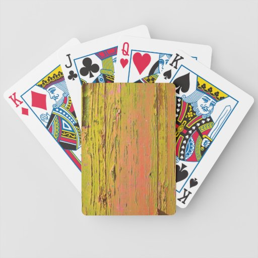 Old Paint Playing Cards