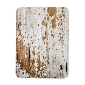 Old painted wood background flexible magnets