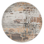 Old painted wood texture plate