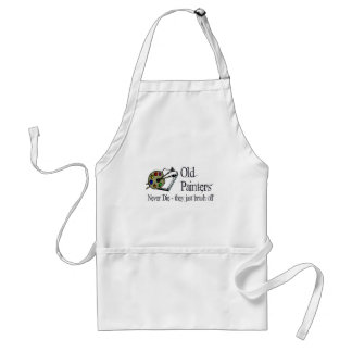Old Painters Aprons