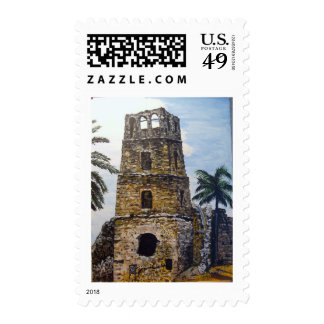 Old Panama WaterColor Postage