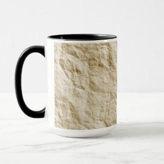 Old Paper Background Mug