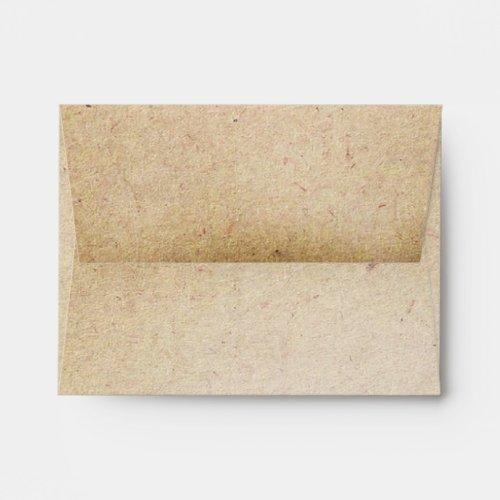 old paper texture vintage envelopes for RSVP