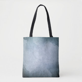 old paper with watercolor tote bag