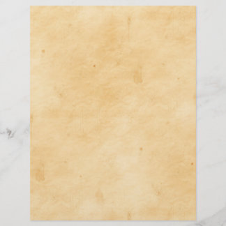 Old Parchment Background Stained Mottled Look