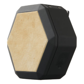 Old Parchment Background Stained Mottled Look Black Bluetooth Speaker