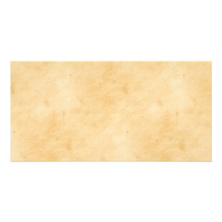 Old Parchment Background Stained Mottled Look Card