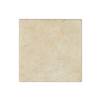 Old Parchment Background Stained Mottled Look Stone Magnet