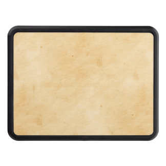 Old Parchment Background Stained Mottled Look Tow Hitch Covers