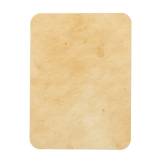 Old Parchment Background Stained Mottled Look Rectangle Magnets