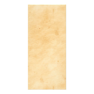 Old Parchment Background Stained Mottled Look Rack Card