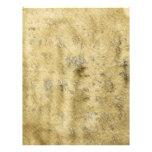 Old Parchment Flyer