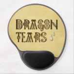 Old Parchment Paper Dragon Tears Celtic Knot Gel Mouse Pad