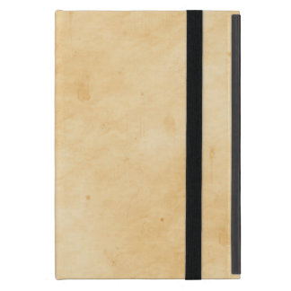 Old Parchment Stained Mottled Background Case For iPad Mini