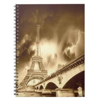 Old Paris Notebook