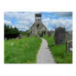 Old Parish Church in Cahir - Ireland Post Cards