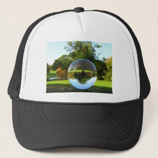 Old Park Tree, crystal ball Trucker Hat