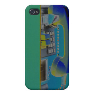 old pay phone iPhone 4 cover