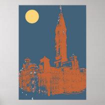 Old Philadelphia City Hall posters
