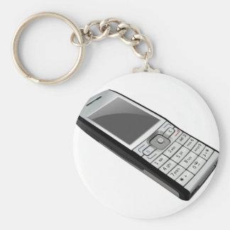 Old Phone Keychain