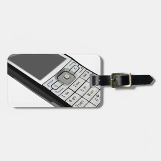 Old Phone Luggage Tag