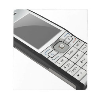 Old Phone Notepad