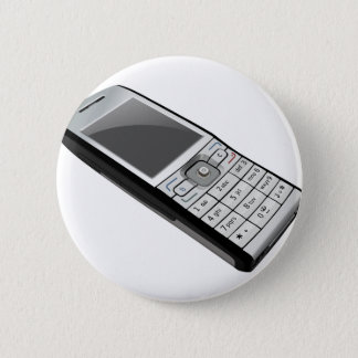 Old Phone Pinback Button