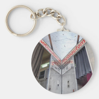 Old photo booth 002 02 keychain