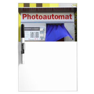 Old photo booth 004 01.02 dry erase board