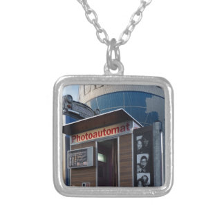 Old photo booth in Berlin, Germany Pendant