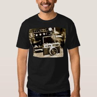Old Photo Camera Tee Shirt