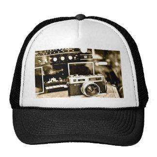 Old Photo Camera Trucker Hat
