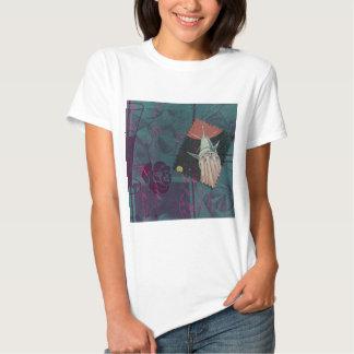 Old Photo Rocket T-shirt
