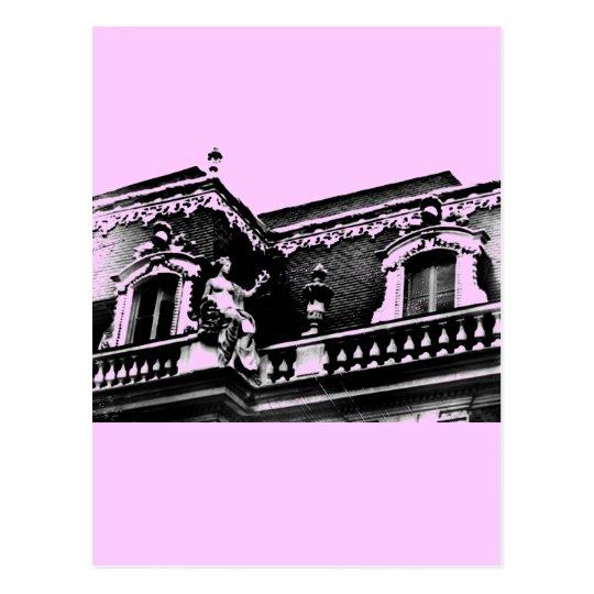 Old Photo Versailles Postcard