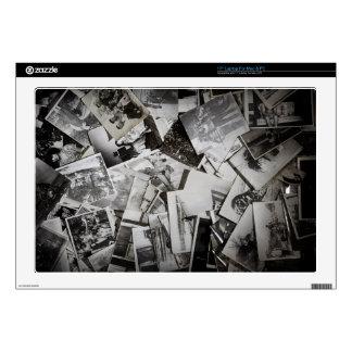 Old photos. laptop decals