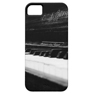 Old Piano iPhone SE/5/5s Case