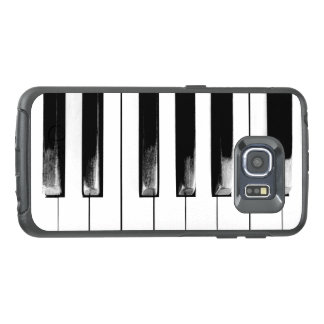 Old Piano Keys Funny Cool OtterBox Samsung Galaxy S6 Edge Case