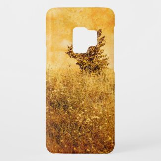 Old Picture of Landscape Case-Mate Samsung Galaxy S9 Case