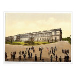 Old Pinakothek, Munich, Bavaria, Germany magnifice Post Card