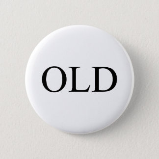 Old Pinback Button