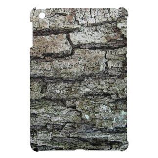 Old Pine Bark iPad Mini Cover