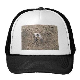 Old pine needles texture trucker hat