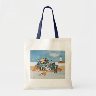 Old Pirates of Penzance Tote Bag