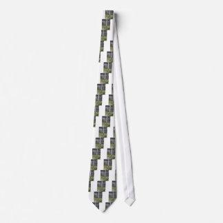 Old pitchfork neck tie