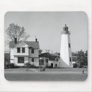 Old Point Comfort Lighthouse Mouse Pad